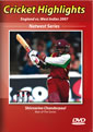 England vs West Indies 2007 One Day Series 180 Min.(color)